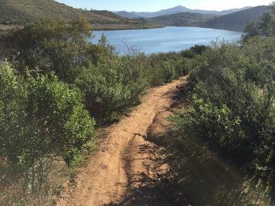 San Diego Waterfall Hikes Piedras Pintadas Trail