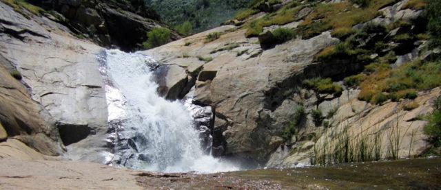 San Diego Waterfall Hikes Three Sisters Falls Trail