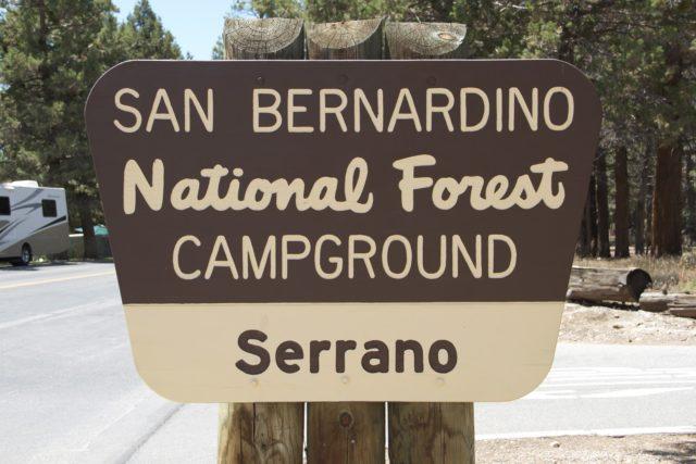 Serrano Campground
