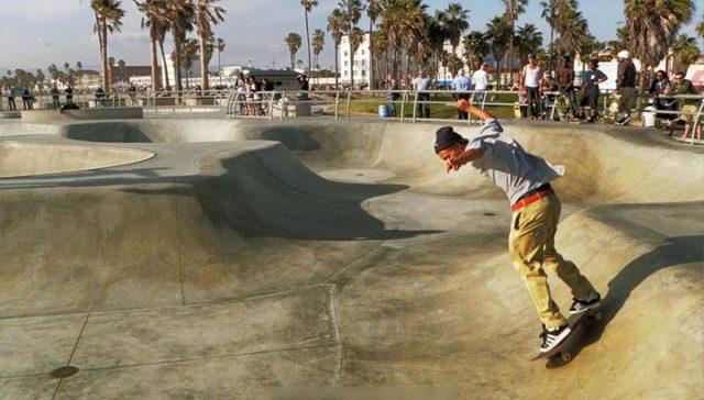 Skate Park Venice Beach Activities