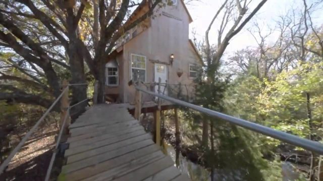 Tree House Rentals Texas Savannah's Meadow