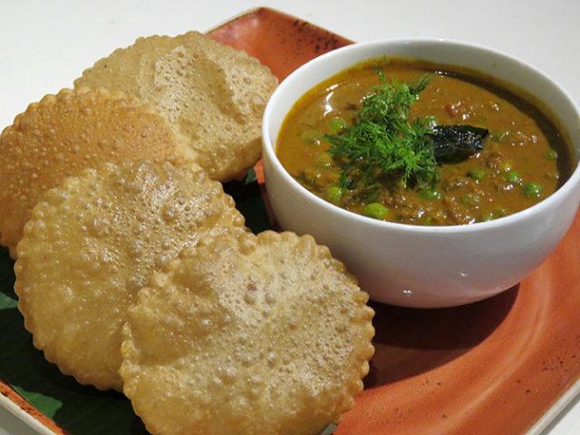 Vatanyachi Bahji Goan Breakfast Food
