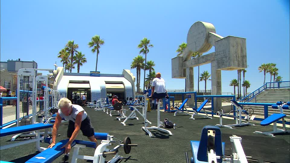 Muscle Beach Party Miami