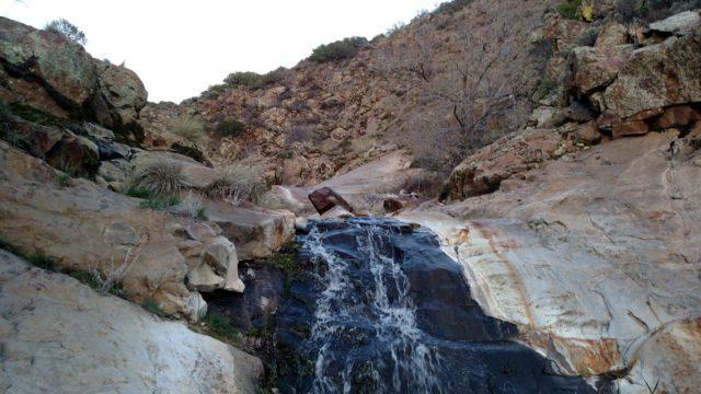 Waterfall Hikes in San Diego Cottonwood Creek Falls