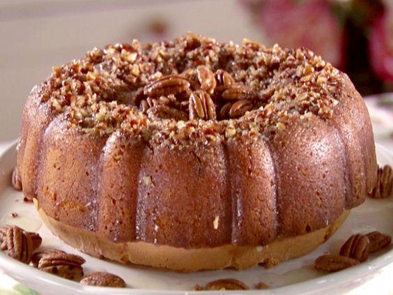 Cake de Ron Cuban Christmas Dessert