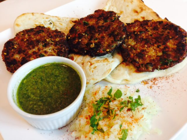 Chapli kebab Famous Pakistani Food