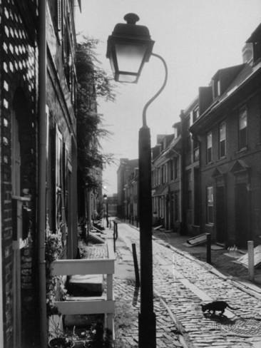 Elfreth's Alley Philadelphia