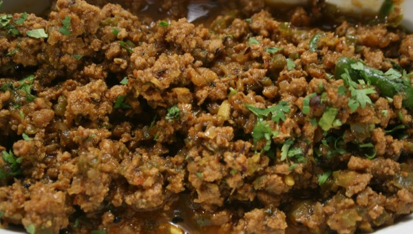 Keema Pakistani Punjabi Food