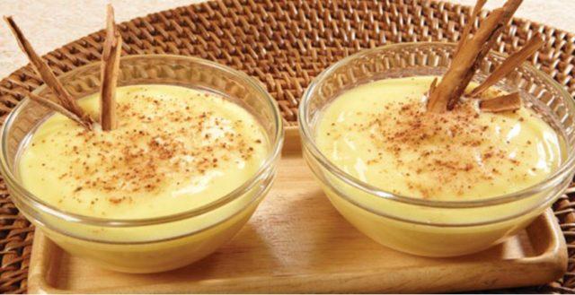 Natilla Original Cuban Dessert