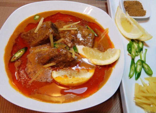 Nihari Pakistani national food