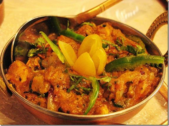 Pakistani Food Chicken Karahi
