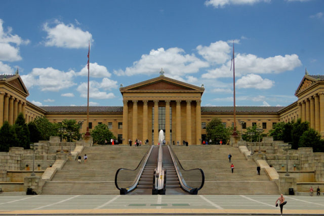 Philadelphia Art Museum Free Admission