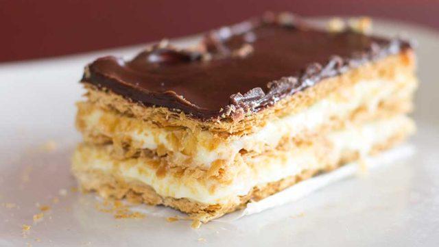 Senoritas Famed Cuban Pastry Dessert