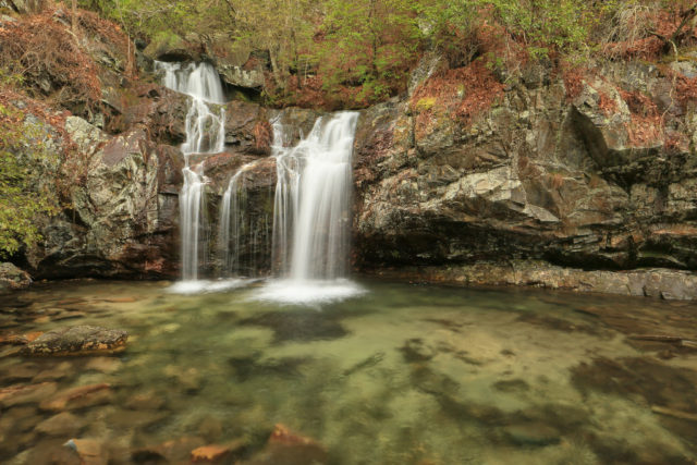 Alabama Waterfalls Cheaha Falls