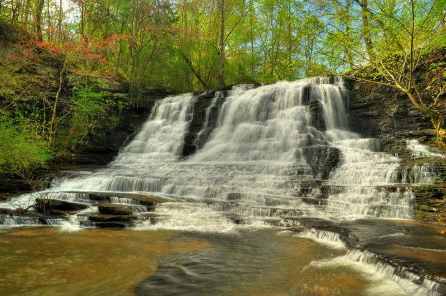 Alabama Waterfalls Thompson Falls