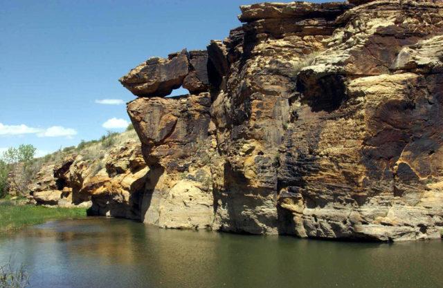 Black Mesa State Park Oklahoma