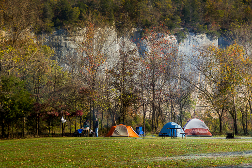 Buffalo River Arkansas Camping