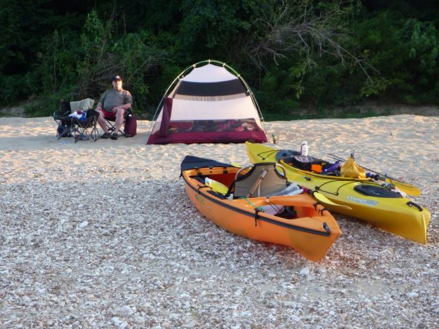 Buffalo River Free Camping in Arkansas