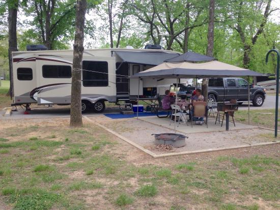Bull Shoals White River Camping Arkansas