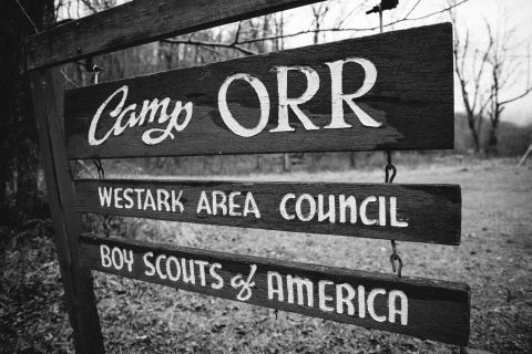 Camp Orr Arkansas