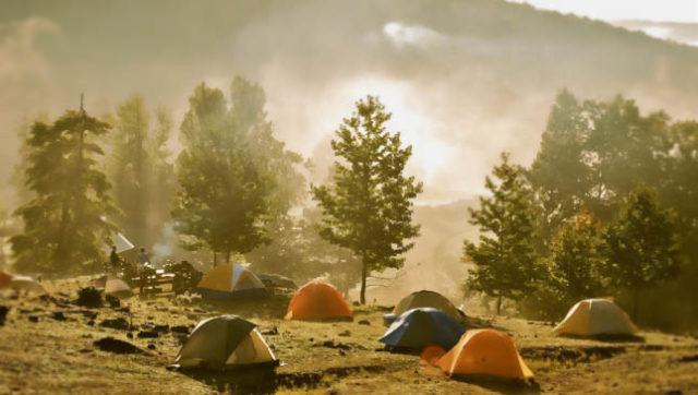 Camping in Arkansas