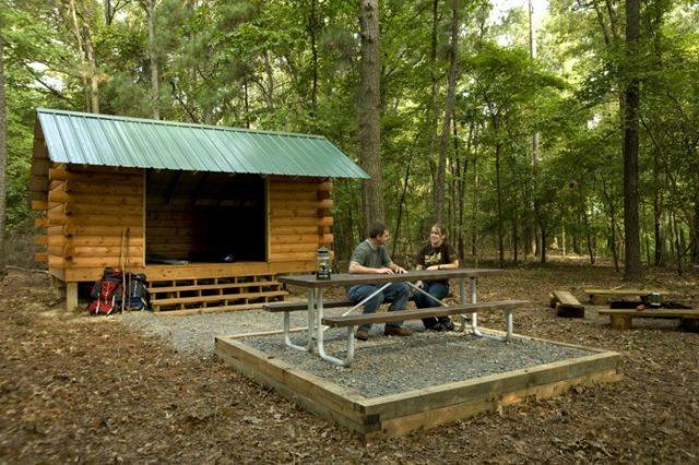 Cane Creek Best Camping in Arkansas