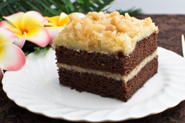 Chantilly Cake Hawaiian Delight Dessert