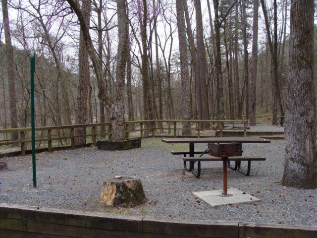 Cossatot River State Park Arkansas Camping