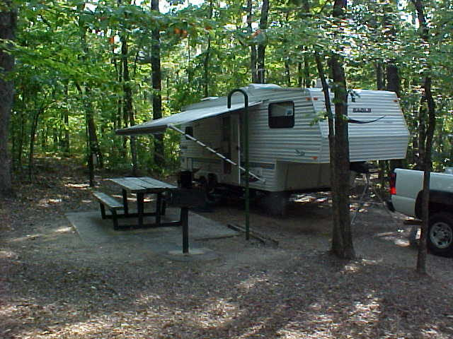 Crater of Diamonds Best Camping in Arkansas