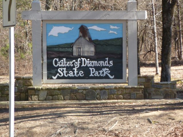 Crater of Diamonds State Park Arkansas Camping