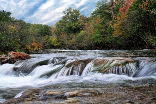 Glover River Oklahoma