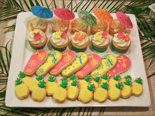 Hawaiian Dessert