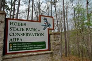 Hobbs State Park Beaver Lake Arkansas Camping