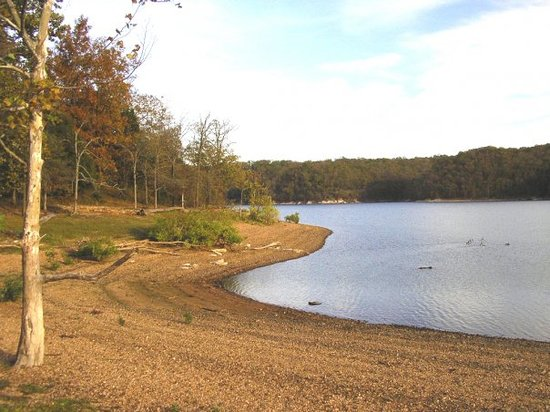 Hobbs State Park Camping Arkansas