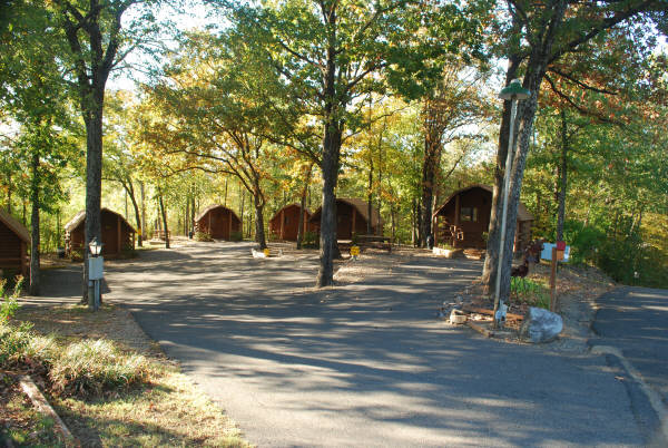Hot Springs Arkansas Camping