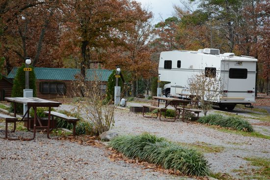 Hot Springs Best Camping in Arkansas