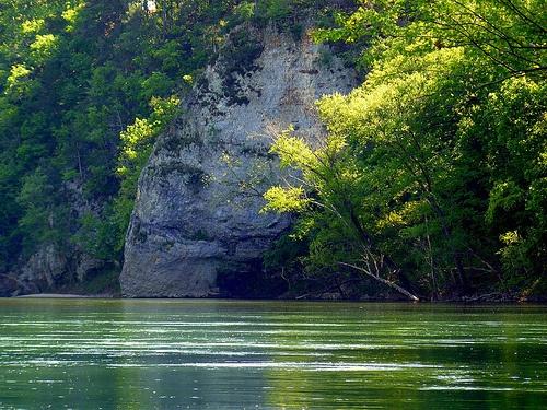 Illinois River Oklahoma