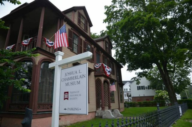 Joshua L. Chamberlain Museum Haunted Maine