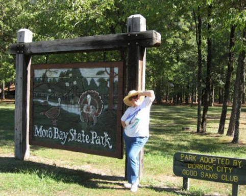 Moro Bay State Park Arkansas Camping