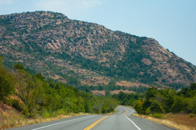 Mt Scott Oklahoma