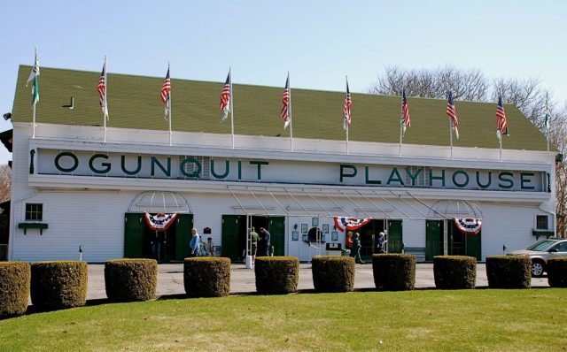 Ogunquit Playhouse Haunted Maine