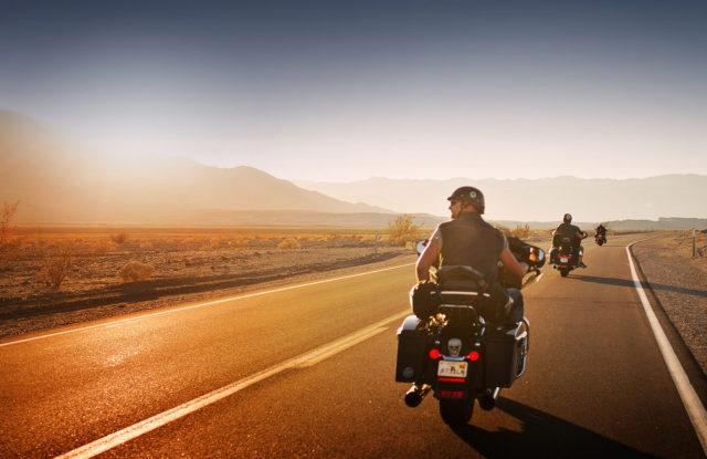 Oklahoma Motorcycle Scenic Drives