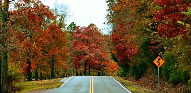 Oklahoma Road Trips