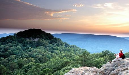 Ozark Mountains Oklahoma
