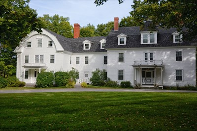 Parsonsfield Seminary Haunted Maine