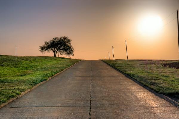 Route 66 Scenery Oklahoma