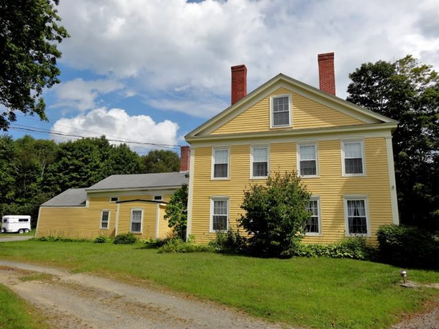 Royalsborough Inn Haunted Maine