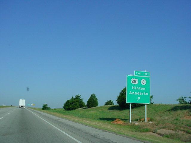 Scenic Drives Oklahoma