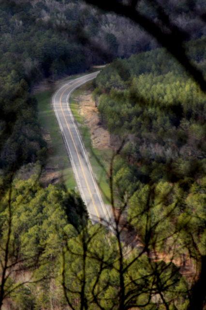 Scenic Drives South East Oklahoma
