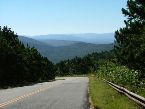 Scenic Highways Oklahoma